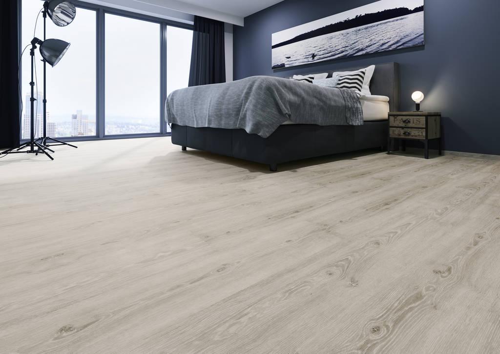 Designbelag 555 Deluxe Perfect Grey Oak Click