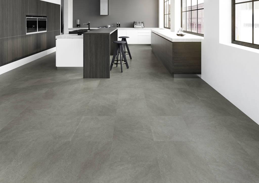 Designbelag 330 Dark Concrete