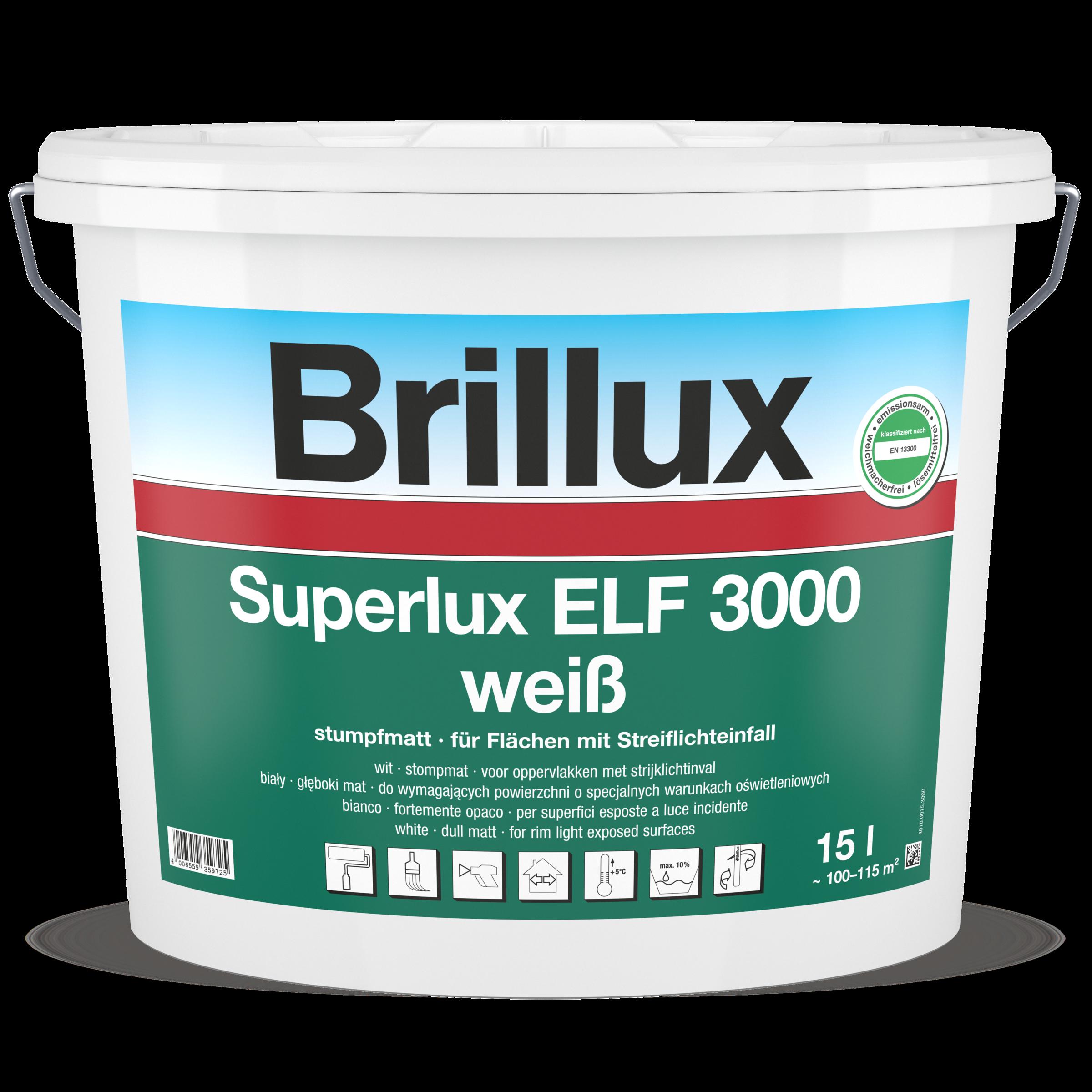 Superlux ELF 3000 - Farbton weiß
