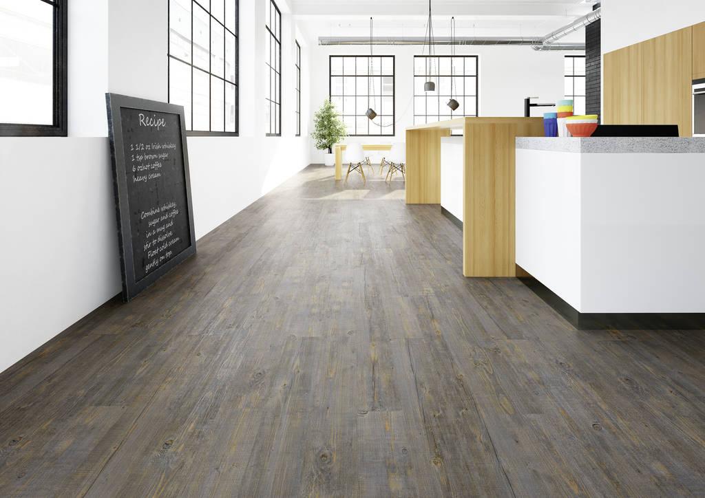 Designbelag 330 Grey Mixed Oak