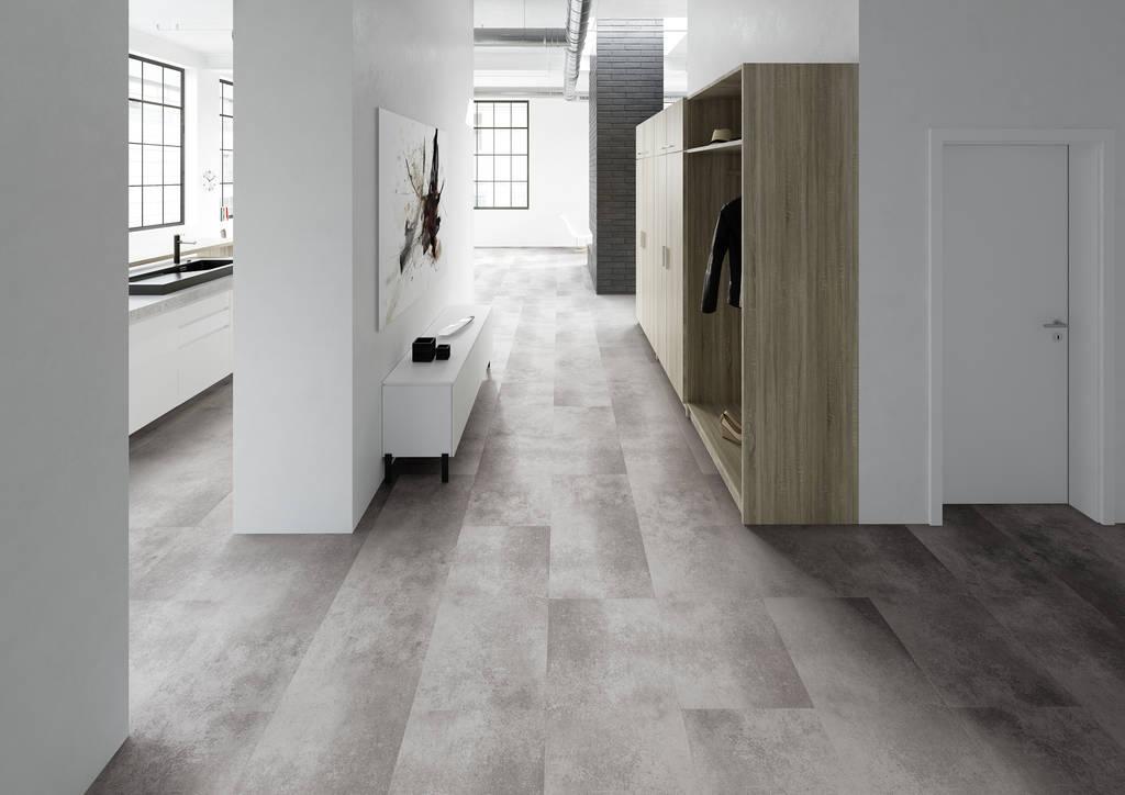 Designbelag  330 Grey Washed Stone
