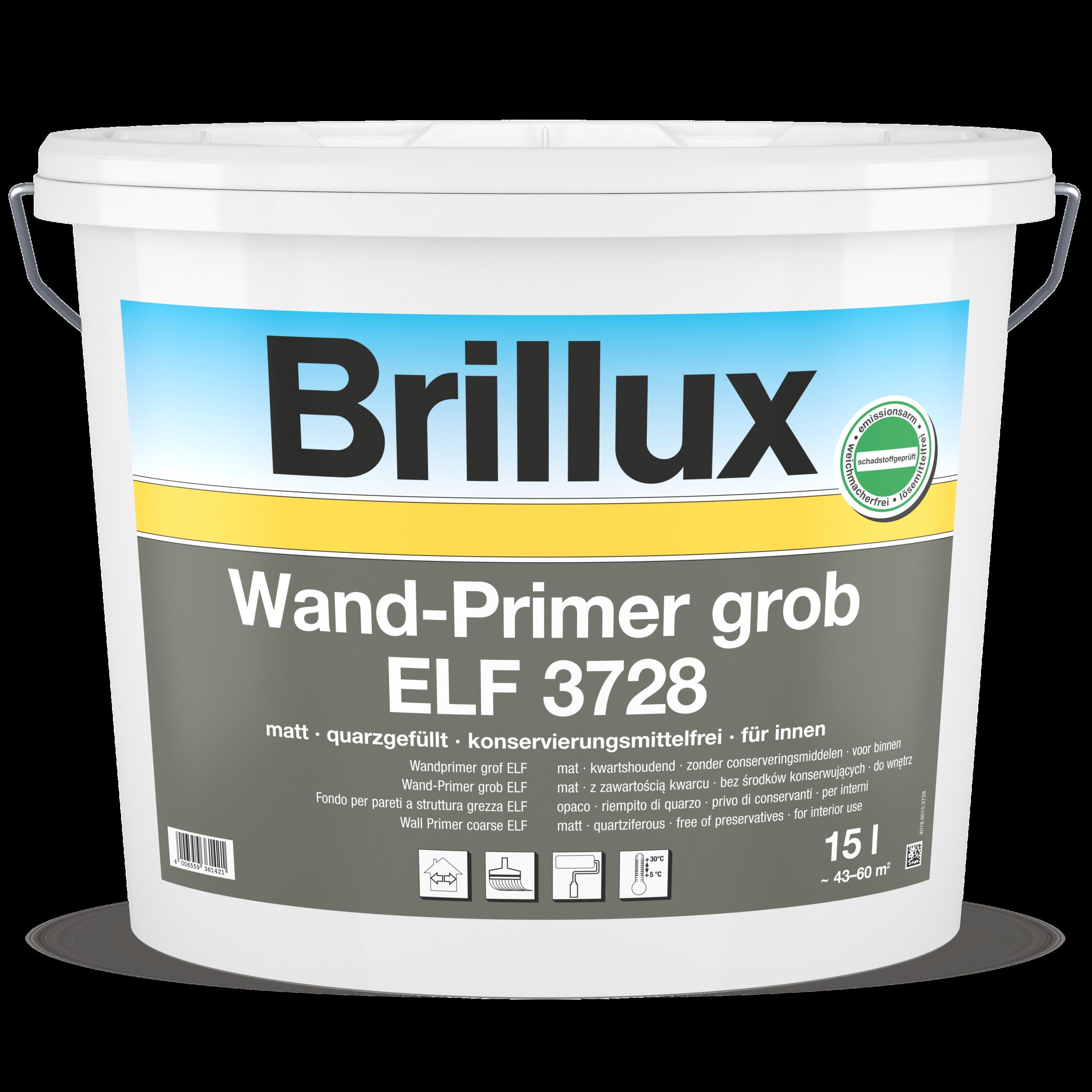 Wand-Primer grob ELF 3728