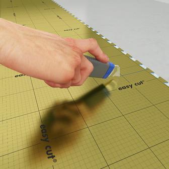 Trittschallunterlage mit Anti-Rutsch-Oberfläche JK139 Silent