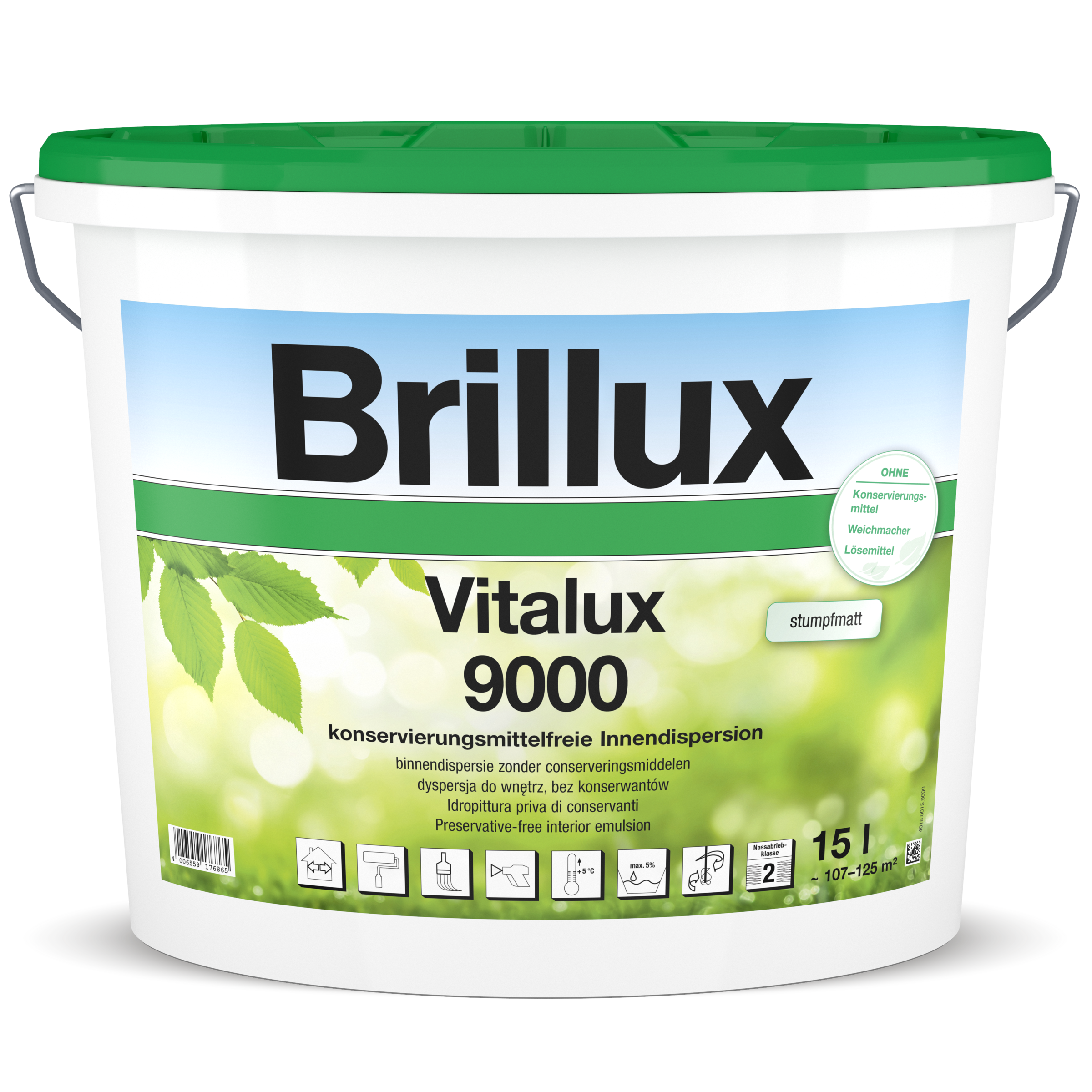Vitalux 9000 - Farbton weiß